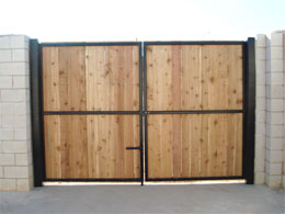 Automatic Custom Commercial Gates