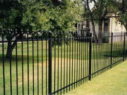 Iron & Metal Fences