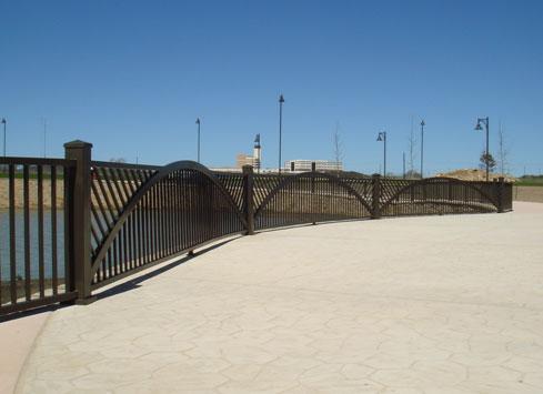 iron-metal-bridge-handrail-fence
