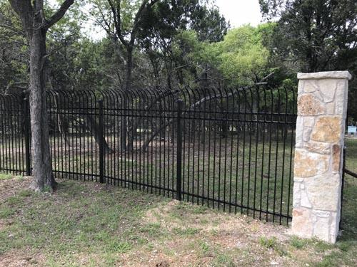 Ornamental Iron Fences Leander Amp Cedar Park Metal